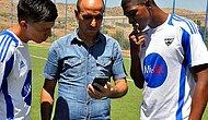 Diyarbakır'a Gelen Kolombiyalı Futbolcular, Çeviri Programıyla Anlaşıyor!