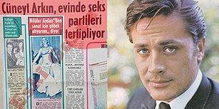Yok Artık! Geçmişte Cüneyt Arkın'a Türk Medyası Tarafından Kurulan Seks Partisi Kumpası