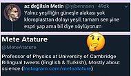 Cambridge Fizik Profesörüne Kendince Laf Sokmaya Çalışırken Çuvallayan Twitter Kullanıcısı