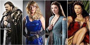 Game of Thrones Oyuncularının Bugüne Kadar Canlandırdığı ve Dizideki Hallerini Aratmayan 23 Karakter