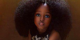 5 Yaşındaki Dünyanın En Güzel Kızı: Jare Ijalana