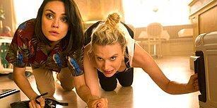 """Casus Sevgilisi Mila Kunis'i Terk Ediyor ve Başına Gelmeyen Kalmıyor! """"Beni Satan Casus"""" 10 Ağustos'ta Geliyor"""