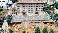 Bir Haftada 4 İstinat Duvarı Çöktü: 'Mühendislikten, Temelden Yoksun Binalara Oturma İzni Veriliyor'