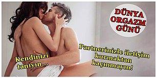 Dünya Orgazm Günü'nde Hayatınızın En İyi Seksini Yapabilmeniz İçin Altın Değerinde 13 Tavsiye
