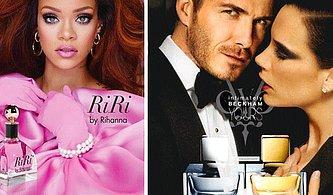 Sadece Kendileri Değil Kokuları da Ünlü! Kendi Parfümünü Yaratarak Marka Değerini Artıran Ünlüler
