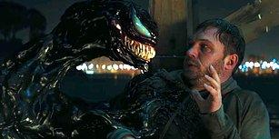 Tom Hardy'nin Başrolünde Yer Aldığı Venom'dan Yeni Fragman Geldi!