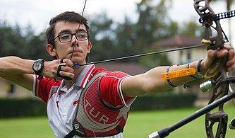 🏹🎯 Milli Okçumuz Mete Gazoz, Avrupa Grand Prix'sinin Sıralama Atışlarında Avrupa Rekoru Kırdı