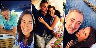Birbirlerine Tam 25 Yıldır Aşkla Bakan Mehmet Aslantuğ ve Arzum Onan'ın 'Maşallah' Denilecek Evliliği
