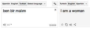'Kadın' Sözcüğünü 'Mal' Diye Çeviren Google Translate'e Tepki Göstermek Neden Anlamsız?