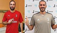 İtalya'da Dev Takas Gerçekleşti! Higuain Milan'a, Bonucci yeniden Juve'ye Transfer Oldu