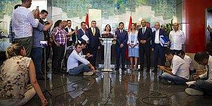 CHP Parti Meclisi Üyesi Gaye Usluer Açıkladı: 'Noter Tasdikli İmza Sayımız 630'