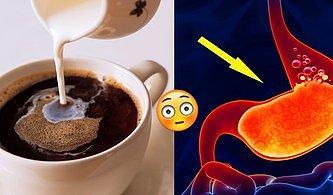 Kafalar Karışık! Aç Karnına Kahve İçmek Faydalı mı Zararlı mı?