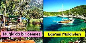 Tatil İçin Eylül Ayını Bekleyenlere Alternatif 15 Tatil Mekanı 😍