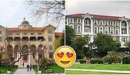 Verdikleri Eğitimin Yanında Harika Kampüsleriyle de Öğrencilerin Kalbini Çalan Üniversiteler