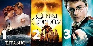 Hangi Filmlerin Daha Çok İzlendiğini Sadece Ülke İnsanını Çok İyi Tanıyanlar Bilecek!