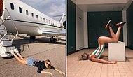 Özel Uçağınız Yoksa Denemeyin: Canı Sıkılan Zenginlerin Yeni Akımı Yere Kapaklanmak