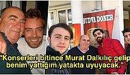 Karadağ'da Dönercilik Yapan ve Misafirperverliğin Kitabını Yazarak Türk Turistleri Evinde Ağırlayan Murat Dalkılıç'ın Babası