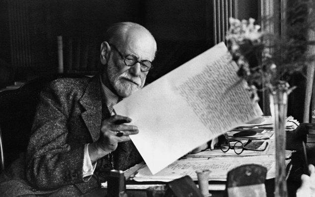 8. Ve son olarak,  Psikanalizin Babası Freud'un daha önce söylemiş olduğu bu sözlerden birini seç bakalım.