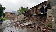 Ordu'da Sel Felaketi: Köprüler Yıkıldı, Binaları Su Bastı, Yüzlerce Kişi Mahsur Kaldı
