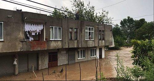 Orduda Sel Felaketi: Köprüler Yıkıldı, Binaları Su Bastı, Yüzlerce Kişi Mahsur Kaldı 62