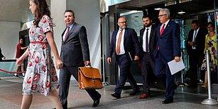 Gündem Brunson Krizi ve Yaptırımlar: Türkiye Heyeti ile ABD Heyeti Arasında Krizi Çözmeye Yönelik İlk Toplantı Gerçekleşti