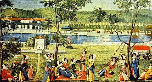 11. Osmanlı'da Lale devri hangi padişah döneminde yaşamıştır?