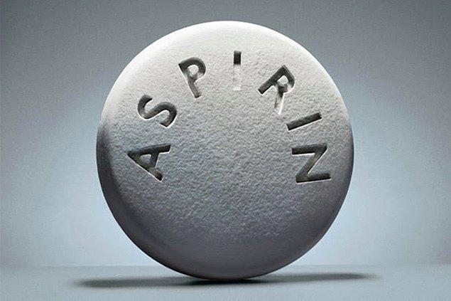 5. Aspirin'in hammaddesi nedir?