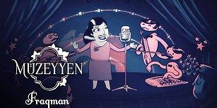 Koff, 16 Ağustos'ta Yayınlayacağı Müzeyyen Senar Animasyonunun Fragmanını Yayınladı