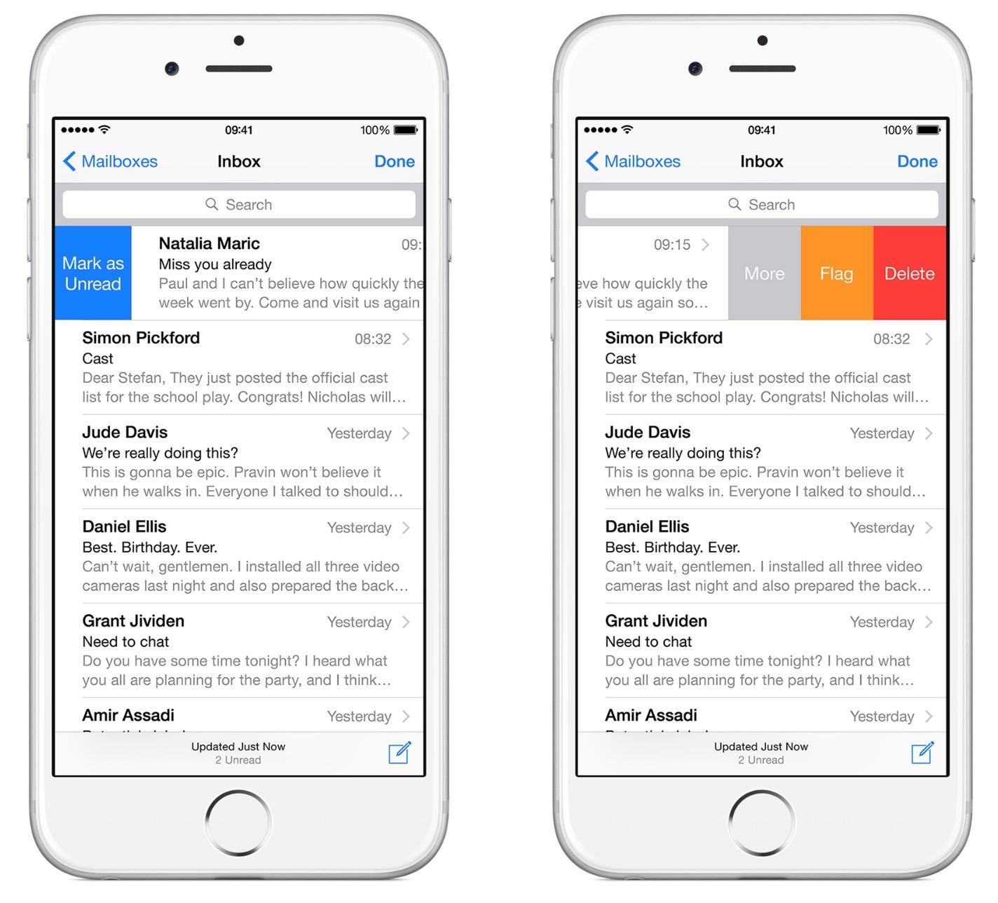 How To Mail On Iphone How to send email from Mail app for