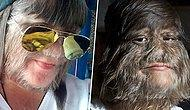 Guinness Rekorlar Kitabı'na Adını Yazdıran Dünyanın En Kıllı Kadını Evlendikten Sonra Tıraş Oldu!
