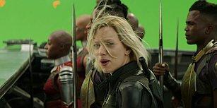 Marvel'ın Efsane Filmi Avengers: Infinity War'dan Eğlenceli Çekim Hataları Görüntüleri