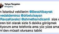"AKP Milletvekili Ahmet Hamdi Çamlı'dan Vatandaşa: ""Tantana Yapma"""