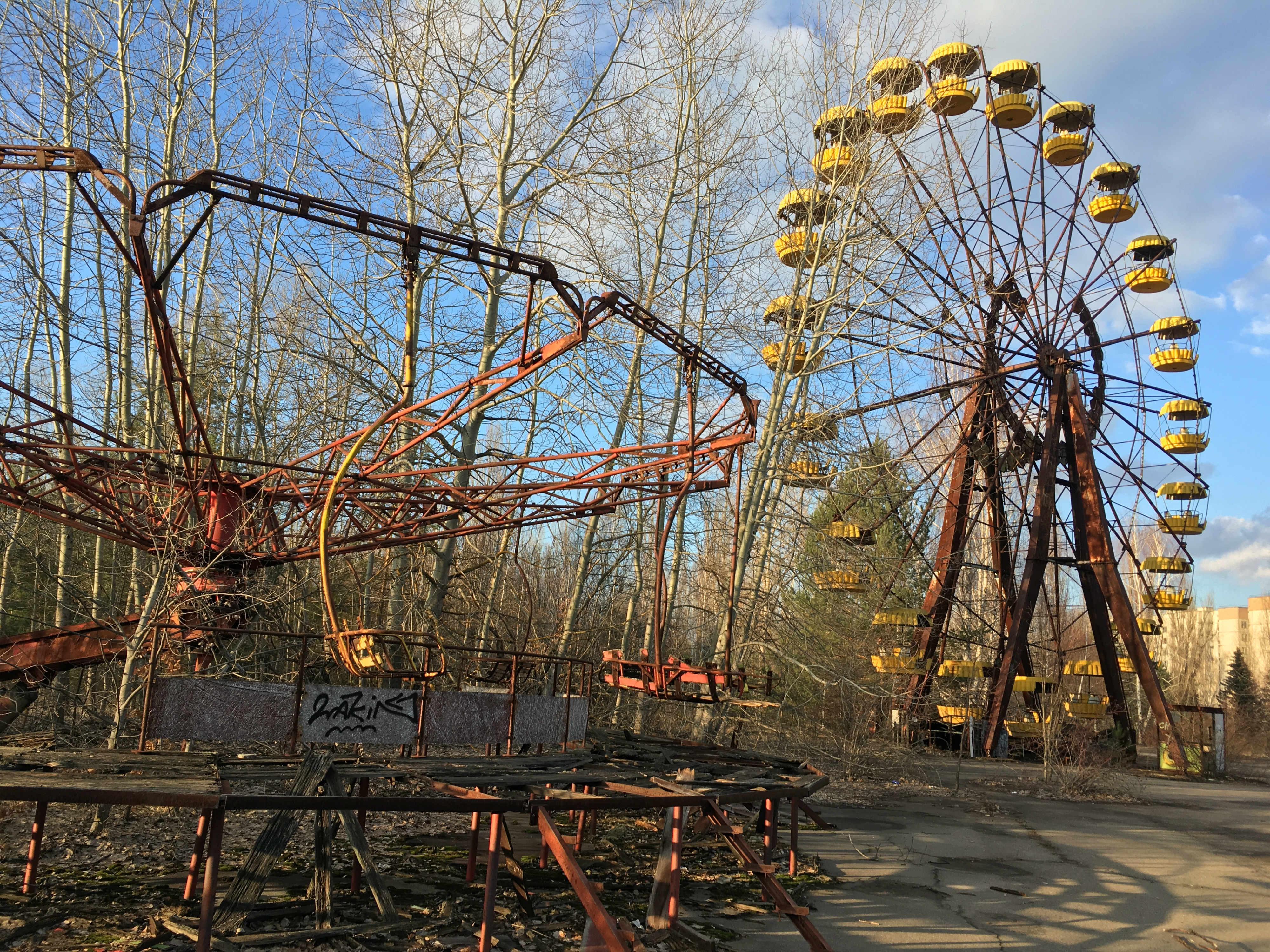 chernobyl - HD4000×3000