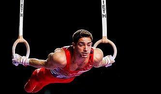 Tebrikler İbrahim Çolak! Avrupa Artistik Cimnastik Şampiyonası'nda Gümüş Madalya