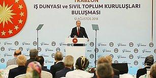 Erdoğan Sanayicilere 'Döviz Almayın' Uyarısı Yaptı ve Ekledi: 'Aksi Takdirde B ve C Planını Uygulamak Zorunda Kalırım'