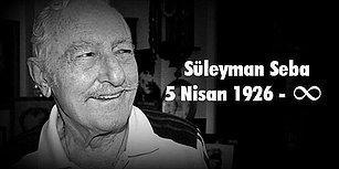 Türk Futbolunun ve Beşiktaş'ın Dervişi 'Süleyman Seba' Ölüm Yıl Dönümünde Unutulmadı