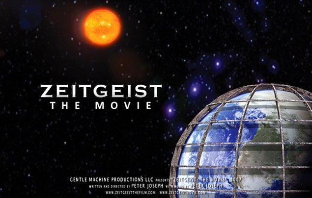 3. Komplo teorisi sevenlere din, para ve banka ile 9/11 olayını anlatıyor: Zeitgest The Movie