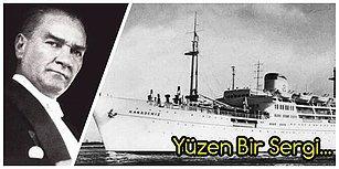1924'te Türkiye'nin Hollanda'dan Satın Alıp Yüzen Bir Sergiye Çevirdiği Gemi: Karadeniz