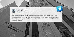 Bahçeli Talimat Verdi:  MHP, Döviz Hesaplarını Türk Lirasına Çevireceğini Açıkladı