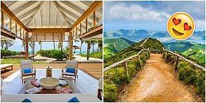 Ölmeden Önce Mutlaka Görmeniz Gereken Dünyanın En Güzel 100 Adası