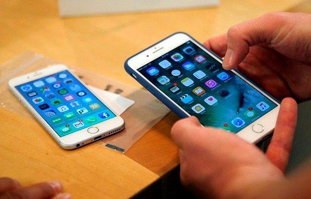 Türkiye'de 10 milyona yakın kişi iPhone kullanıyor.
