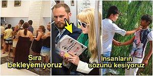 Şu Çılgın Türkler! Sınır Tanımadığımızı ve Görgü Kurallarına Asla Uymadığımızı Gösteren 13 Rahatsız Edici Davranış