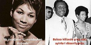 Sesiyle Müzik Tarihine Yön Veren Aretha Franklin Hakkında Pek Çoğu İlginç 13 Bilgi