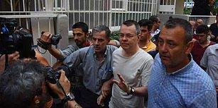 Üçüncü Kez: Rahip Brunson'ın Ev Hapsi ve Yurt Dışına Çıkış Yasağına İtirazı Reddedildi