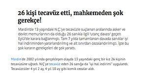 Türkiye'de Adalet Sistemine İnancımızı Sarsacak İç Sızlatan Nedenler