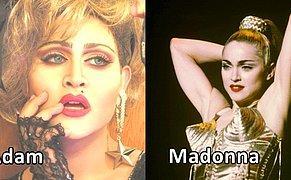 Madonna Gibi Görünebilmek İçin 200 Bin Dolar Harcayan Zenne: Adam Guerra