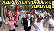 """Türkler çıldırmış olmalı! Bakü'de Erdoğana destek için """"sahte"""" dolar'lar yakıldı!"""