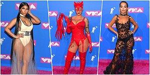 Kırmızı Halı Alarmı: 2018 MTV Video Müzik Ödülleri'nin Şık ve Rüküşlerini Seçiyoruz!
