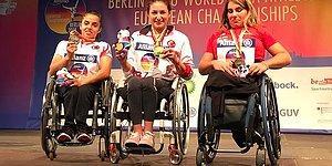 İki Altın ve Bir Gümüş Madalya! Para Atletizm Avrupa Şampiyonası'nda Türkiye'yi Gururlandıran Başarı