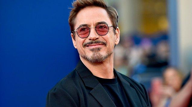 3. Robert Downey Jr.